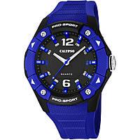 orologio solo tempo uomo Calypso Versatil For Man K5676/4