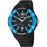 orologio solo tempo uomo Calypso Versatil For Man K5676/6