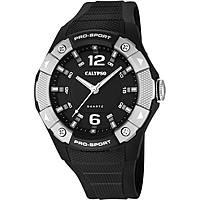 orologio solo tempo uomo Calypso Versatil For Man K5676/7