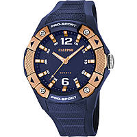 orologio solo tempo uomo Calypso Versatil For Man K5676/9
