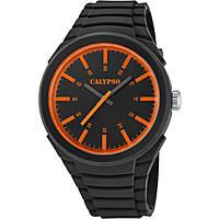 orologio solo tempo uomo Calypso Versatil For Man K5725/1