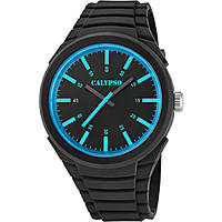orologio solo tempo uomo Calypso Versatil For Man K5725/3
