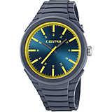 orologio solo tempo uomo Calypso Versatil For Man K5725/4
