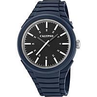 orologio solo tempo uomo Calypso Versatil For Man K5725/5