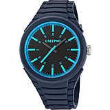 orologio solo tempo uomo Calypso Versatil For Man K5725/6