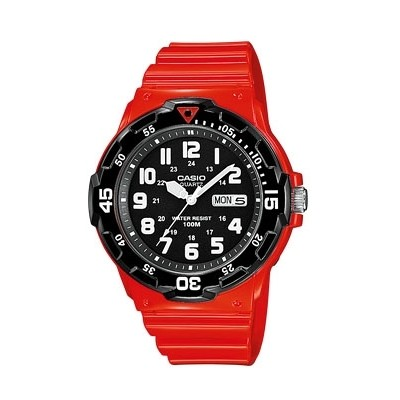 orologio solo tempo uomo Casio CASIO COLLECTION MRW-200HC-4BVEF