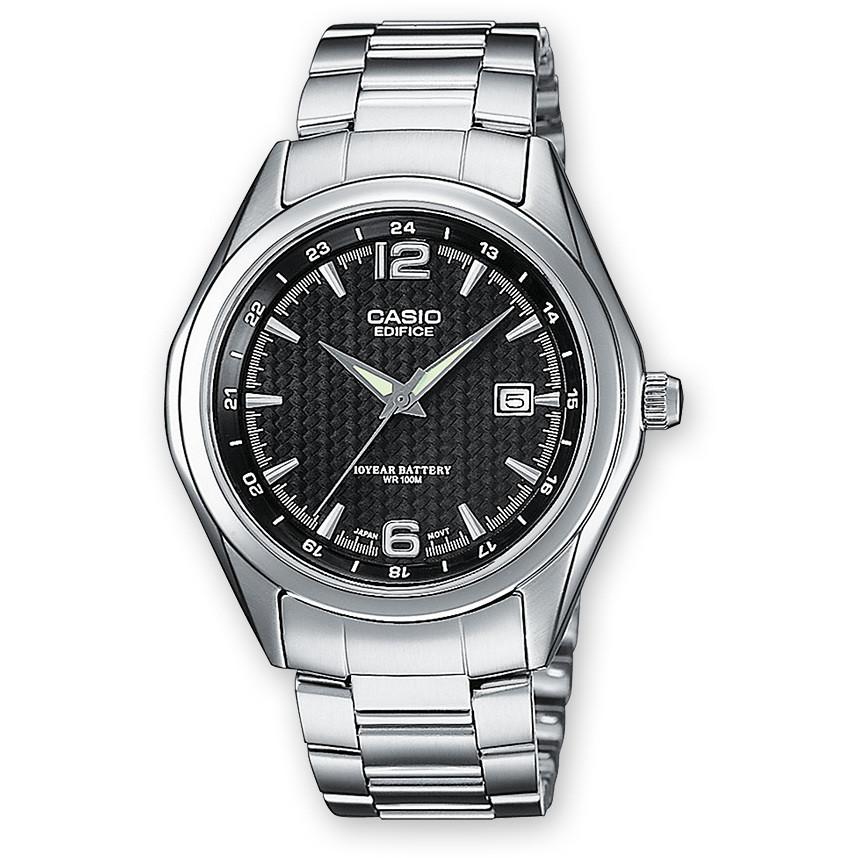 orologio solo tempo uomo Casio EDIFICE EF-121D-1AVEF