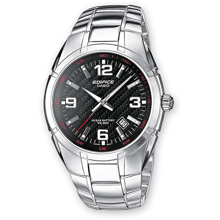 orologio solo tempo uomo Casio EDIFICE EF-125D-1AVEF