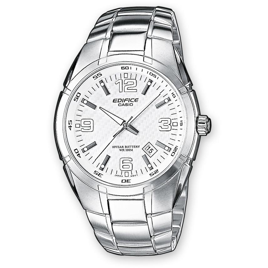 orologio solo tempo uomo Casio EDIFICE EF-125D-7AVEF
