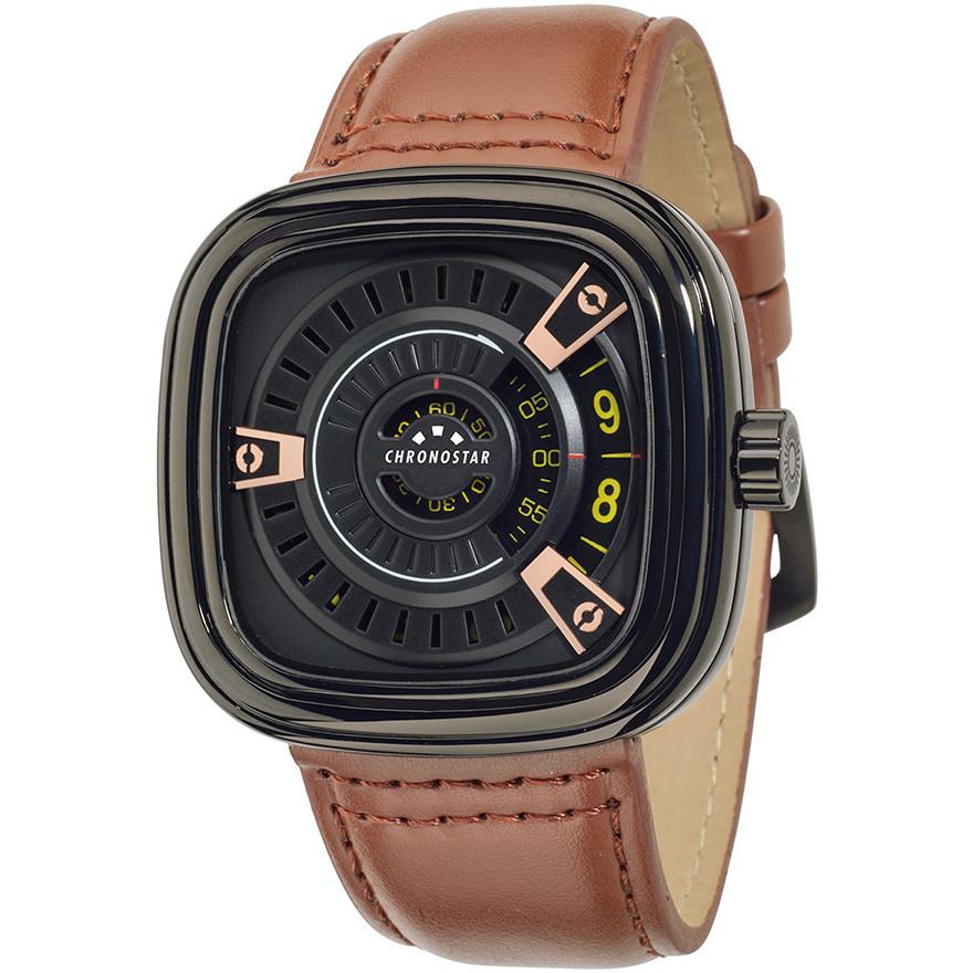 orologio solo tempo uomo Chronostar Archimede R3751261003