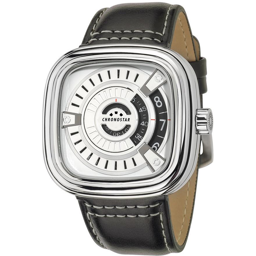 orologio solo tempo uomo Chronostar Archimede R3751261004