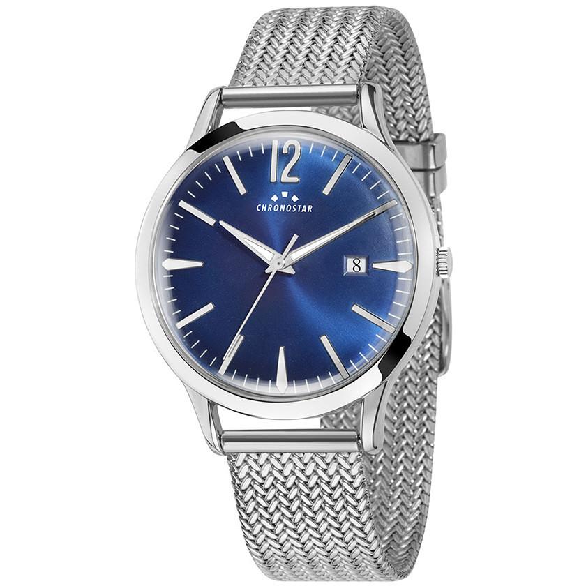 orologio solo tempo uomo Chronostar Charles R3753256003