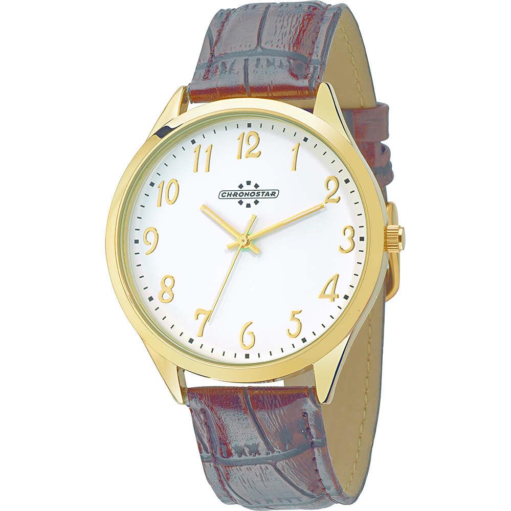 orologio solo tempo uomo Chronostar Marshall R3751245004