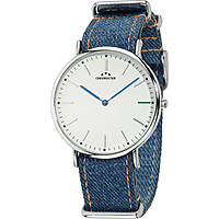 orologio solo tempo uomo Chronostar Preppy Jeans R3751264002