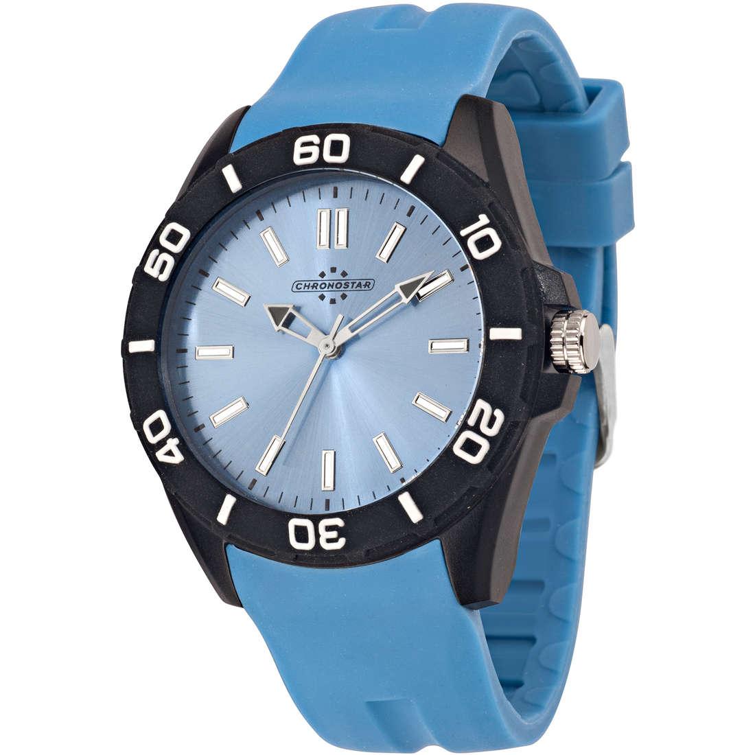 orologio solo tempo uomo Chronostar R3751254005