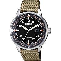 orologio solo tempo uomo Citizen Aviator BM7390-14E