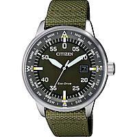 orologio solo tempo uomo Citizen Aviator BM7390-22X