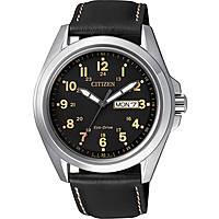 orologio solo tempo uomo Citizen AW0050-07E