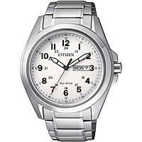 orologio solo tempo uomo Citizen AW0050-58A