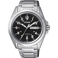 orologio solo tempo uomo Citizen AW0050-58E