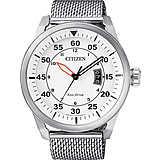 orologio solo tempo uomo Citizen AW1360-55A