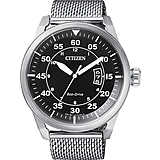 orologio solo tempo uomo Citizen AW1360-55E