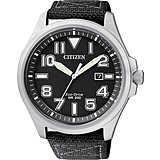 orologio solo tempo uomo Citizen AW1410-24E