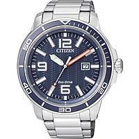 orologio solo tempo uomo Citizen AW1520-51L