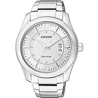 orologio solo tempo uomo Citizen Eco-Drive AW1030-50B