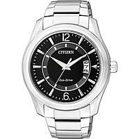 orologio solo tempo uomo Citizen Eco-Drive AW1030-50E
