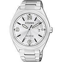 orologio solo tempo uomo Citizen Eco-Drive AW1170-51A