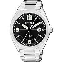 orologio solo tempo uomo Citizen Eco-Drive AW1170-51E