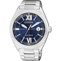 orologio solo tempo uomo Citizen Eco-Drive AW1170-51L