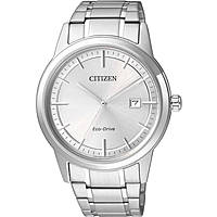 orologio solo tempo uomo Citizen Eco-Drive AW1231-58A