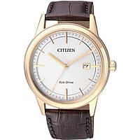 orologio solo tempo uomo Citizen Eco-Drive AW1233-01A