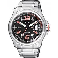 orologio solo tempo uomo Citizen Eco-Drive AW1350-59E