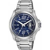orologio solo tempo uomo Citizen Eco-Drive AW1350-59M