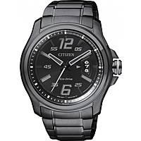 orologio solo tempo uomo Citizen Eco-Drive AW1354-58E