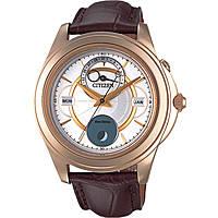 orologio solo tempo uomo Citizen Eco-Drive BU0002-13P
