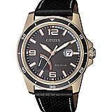 orologio solo tempo uomo Citizen Marine AW7033-16H