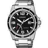 orologio solo tempo uomo Citizen Marine AW7035-88E
