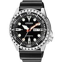 orologio solo tempo uomo Citizen Marine Sport NH8380-15E