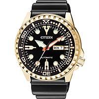 orologio solo tempo uomo Citizen Marine Sport NH8383-17E