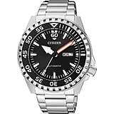 orologio solo tempo uomo Citizen Marine Sport NH8388-81E