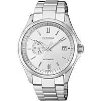 orologio solo tempo uomo Citizen Meccanico NP3021-54A