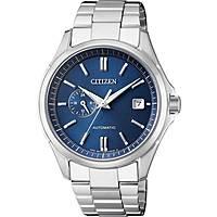 orologio solo tempo uomo Citizen Meccanico NP3021-54L