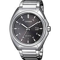 orologio solo tempo uomo Citizen Metropolitan AW1570-87H