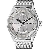 orologio solo tempo uomo Citizen Metropolitan BU3011-83H