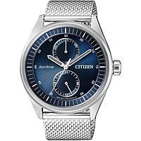 orologio solo tempo uomo Citizen Metropolitan BU3011-83L
