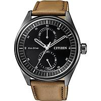 orologio solo tempo uomo Citizen Metropolitan BU3018-17E